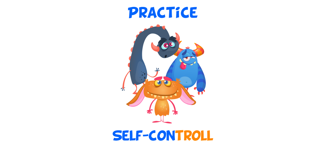 Self Control For Kids